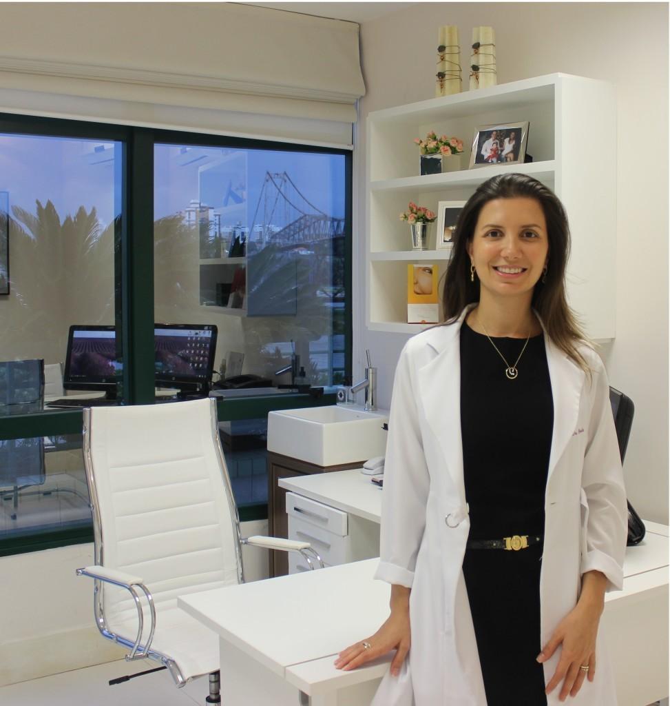 rafaela salvato dermatologista florianopolis