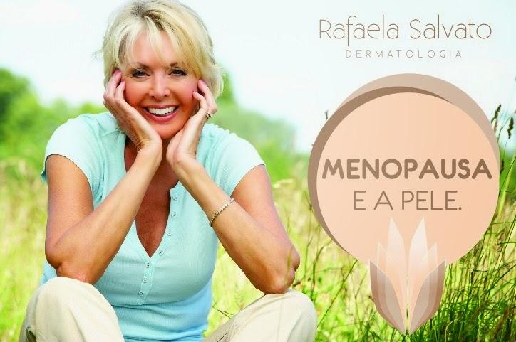 menopausa e a pele dermatologista