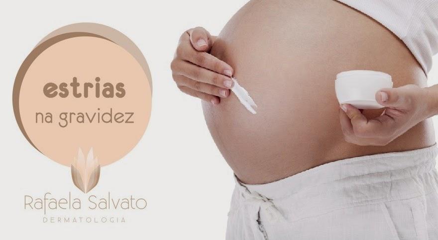 estrias na gravidez dermatologista